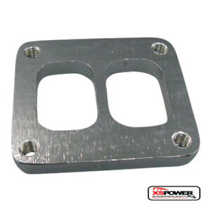 Xspower T4 Turbo Manifold Flange Divided Center For T4 T04b T60 T70