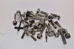 Mixed Lot 13 Lbs Machinist Inspection Push Pin Gage Go No Go Gauge Itt Cannon