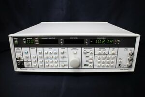 Panasonic Vp7723b 5hz 110khz Audio Analyzer