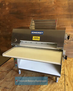 Somerset Dough Roller Sheeter Cdr 2000 used