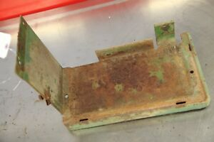 Original John Deere 1975 4030 Open Station Right Battery Box Bottom R54958 4230