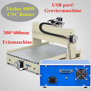 Uab 3040t Cnc Router Engravering Machine For Wood Acrylic Mdf Cutter 3d Carving