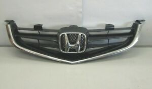 Jdm Honda Accord Acura Tsx Cl7 Cl9 Euro r Cm Front Grille 04 05 From Japan Ems