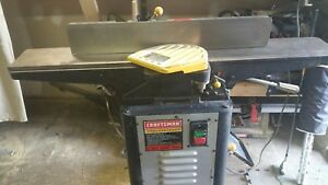 Craftsman 6in Jointer
