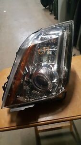 2008 2014 Cadillac Cts Driver Left Xenon Hid Used Oem