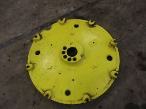 Original John Deere 38 Inch Light Cast Wheel Center Casting F1500r 3020 2510