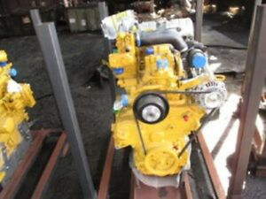 Kubota V3800t Diesel Engine 0 Miles All Complete And Run Tested