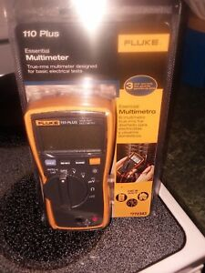 Fluke Essential Multimeter 110 Plus