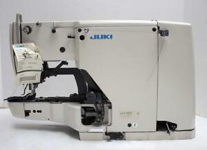 Juki Lk 980 Bar Tacker 42 Stitches 5 16 5 8 Industrial Sewing Machine Head Only
