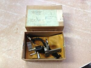 Union Special Merrow Sewing Machine Shearing Attachment With Foot And Cams