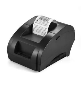 Pos 5890k Usb 58mm Thermal Printer Pos Receipt Printer Barcode Printer Bill Tick