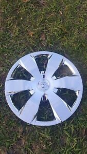 16 New Chrome Hubcaps Wheelcovers 4 Fits Toyota Camry Matrix Sienna Free Ship