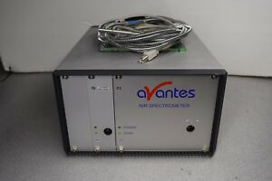 Avantes Avs desktop usb2 Uv nir Duo Spectrometer 300 1850nm