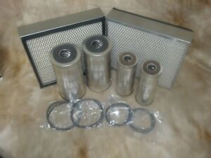 Military Generator Filter Kit For 100kw Mep007a And Mep007b Diesel Gensets