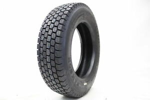 1 New Samson Advance Radial Truck Gl268d open Shoulder Tires 245 70 19