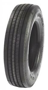 2 New Samson Advance Radial Truck Gl283a 245 70 19 5 All Position Tires