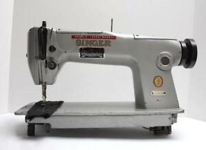 Singer 281 5 Straight Lockstitch Self oiler Industrial Sewing Machine Head Only
