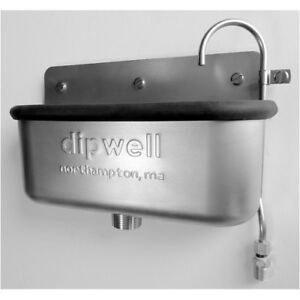 Dipwell Stainless Steel 10 Standard Dipwell