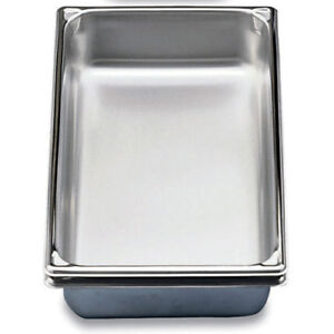 6 Deep Full Size Super Pan Ii Stainless Steel Steam Table Pans 12 0283