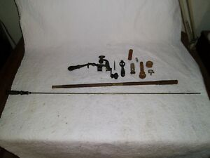 AntiqueVintage Lot of Early Antique Shotgun Shell Reloading Tools 12.