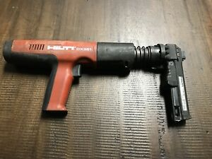Hilti Dx 351 Powder Actuated Nail Gun With X mx32 Magazine Free Shipping