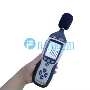 Mini Sound Dt 8851 Level Meter Connect To Pc 30db 130db W Tripod Mount W Usb