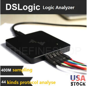 Dscope Logic Analyzer 50m Bandwidth 200m Sampling Usb 16g Basic Us
