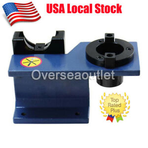 Cat40 Universal Cnc Tool Holder Tightening Fixture Clamping