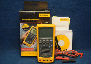 New Fluke 789 789 The Fluke 789 Processmeter Process Multi Meter