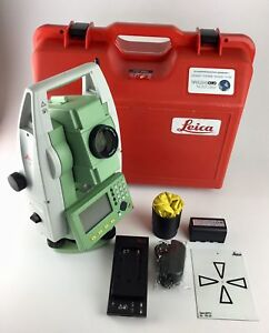 Leica Flexline Ts06 Plus 5 R500 Reflectorless Total Station We Export