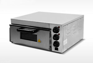 Commercial Use Electric Pizza Oven With Timer For Making Bread Cake Pizza 220v