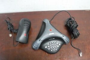 Polycom Voicestation 500 2201 17900 001 Confrence Phone 2201 17020 601