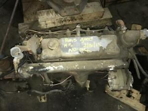Perkins 4 236 Cylinder Diesel Engine All Complete And Run Tested