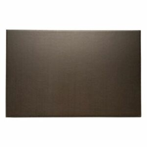 Bey Berk Coco Brown Leather 18 x28 Desk Pad