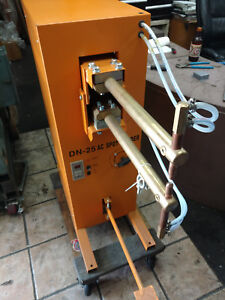 New 25kva Spot Welder 16 Tongs