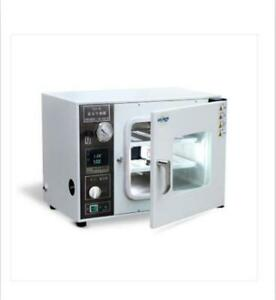 220v Digital Vacuum Drying Oven Cabinet 250 Working Room 300x300x275mm 0 3kw T