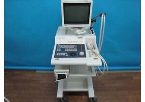 Aloka Ssd 650cl Ultrasound Machine 1 probe 939 Abdomen Ob gyn Works Fine
