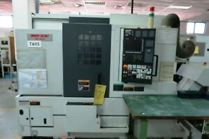 14 x20 mori Seiki Nl1500y 500 Cnc Turning Center Lathe Milling