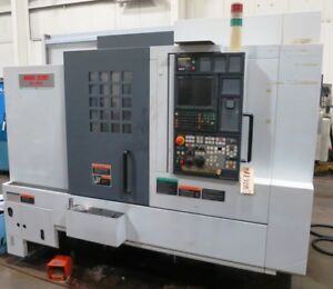 14 x20 mori Seiki Nl1500y 500 Cnc Turning Center Lathe With Milling Y axis 2007