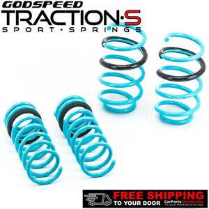Godspeed Traction s Lowering Springs For Ford Focus St 2014 2017 Ls ts fd 0005