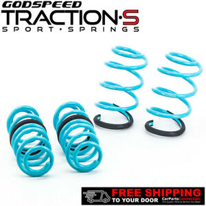 Godspeed Traction s Lowering Springs For Vw Golf Gti Mk7 2015 up Ls ts vn 0002
