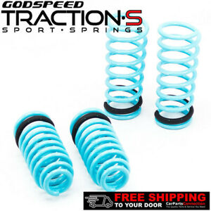 Godspeed Traction s Lowering Springs For Lexus Gs300 gs400 gs430 S160 98 04