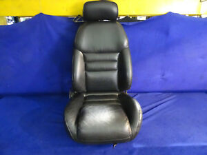 94 95 96 97 98 Ford Mustang Right Hand Black Manual Seat Oem Used Take Off