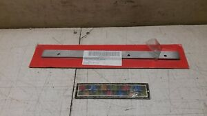 Nos Gravograph new Hermes Shear Cutter Lower Blade 25 152 30 3456012759741