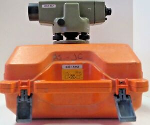 Level Na2 High Accuracy Swiss Surveyor Heerbrugg Leica Wild