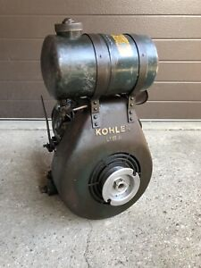 Vintage Kohler K7 2 Engine With Gear Reduction Junior Chief Walk Behind Tractor