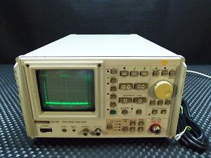 Advantest R4131bn Digital Spectrum Analyzer 10khz 3 5mhz