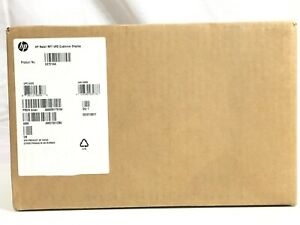 New Hp Pos Retail Pole Display Rp7 Qz701aa Sealed