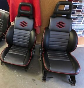1986 1995 Suzuki Samurai Kit seat Covers And Panels Skins