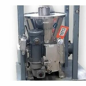 Used 1 1 2 Schenck Mechatron Lc Coni flex Screw Feeder